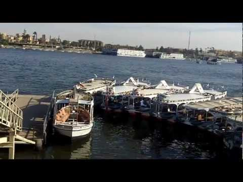 Empty boats and no business in Luxor - the effect of the Second Egypt Revolution on locals
