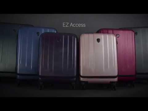 Heys EZAccess Spinner Luggage