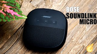 Bose Sound Link Micro Unboxing First Look