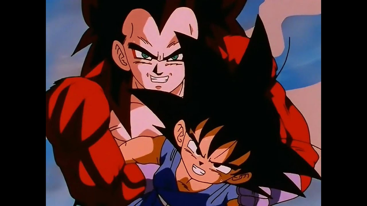 Dragon ball gt latino - 4 1