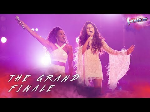 Grand Finale: Kelly Rowland & Bella Paige sing Last Dance | The Voice Australia 2018