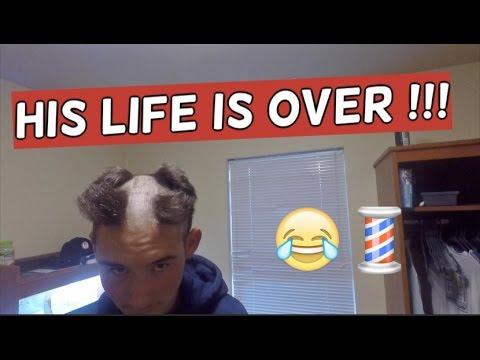 The Worst Haircut Ever   Onondaga Community College Lacrosse    Vlog #37