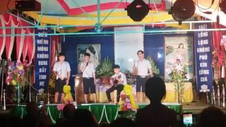 Cover Cha mừng lễ Vu Lan GDPT Linh Sơn Gia Lai