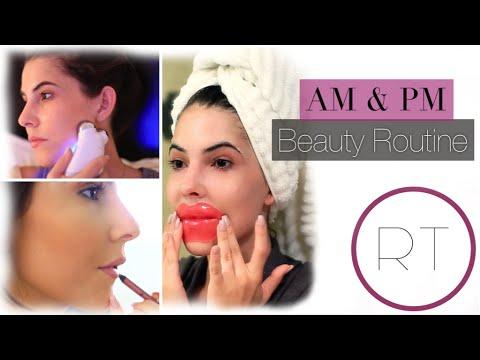 am-&-pm-beauty-routine-+-fun-pm-facial-treatments