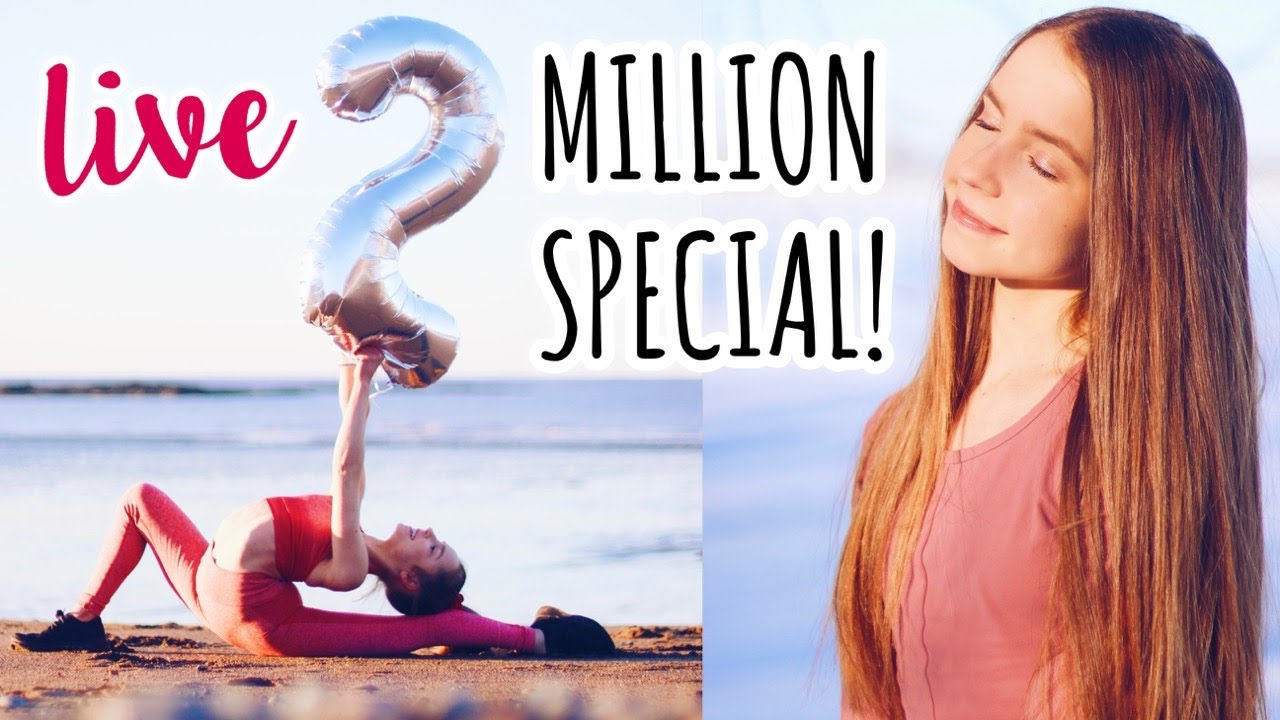 Download 2M Special! 🥳 20 min LIVE Full Body Stretch + Q&A