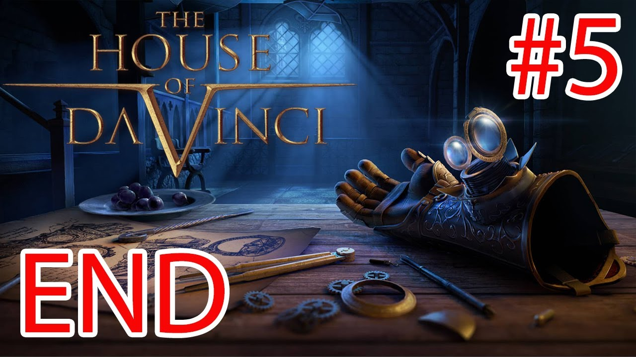 The house of da vinci walkthrough gameplay ios for Virtual home walkthrough