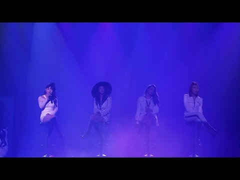 2NE1 - 'COME BACK HOME (UNPLUGGED VERSION)' LIVE PERFORMANCE