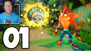 Crash Bandicoot 4 - Part 1 - The Beginning