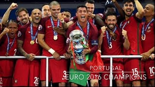 Portugal ||EURO Champions|| *A Sky Full of Stars*
