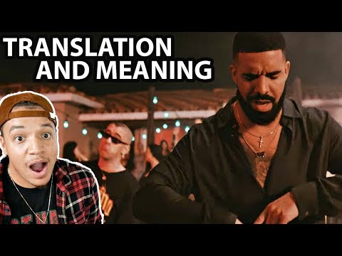 Bad Bunny- feat Drake - Mia (Official Music Video) *Translation, Meaning & Hidden Messages*
