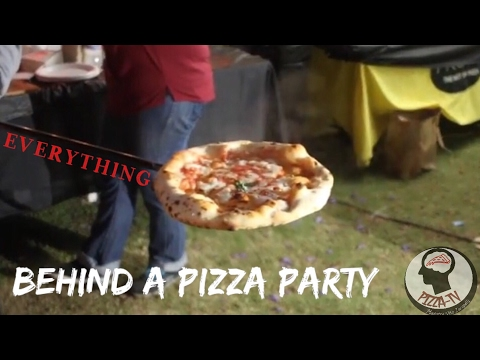 WHAT'S BEHIND A PIZZA CATERING / #provacatering