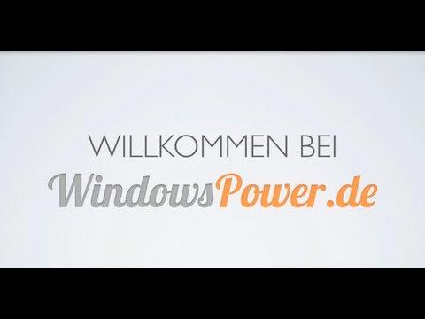 WindowspowerDe Gewinnspiel