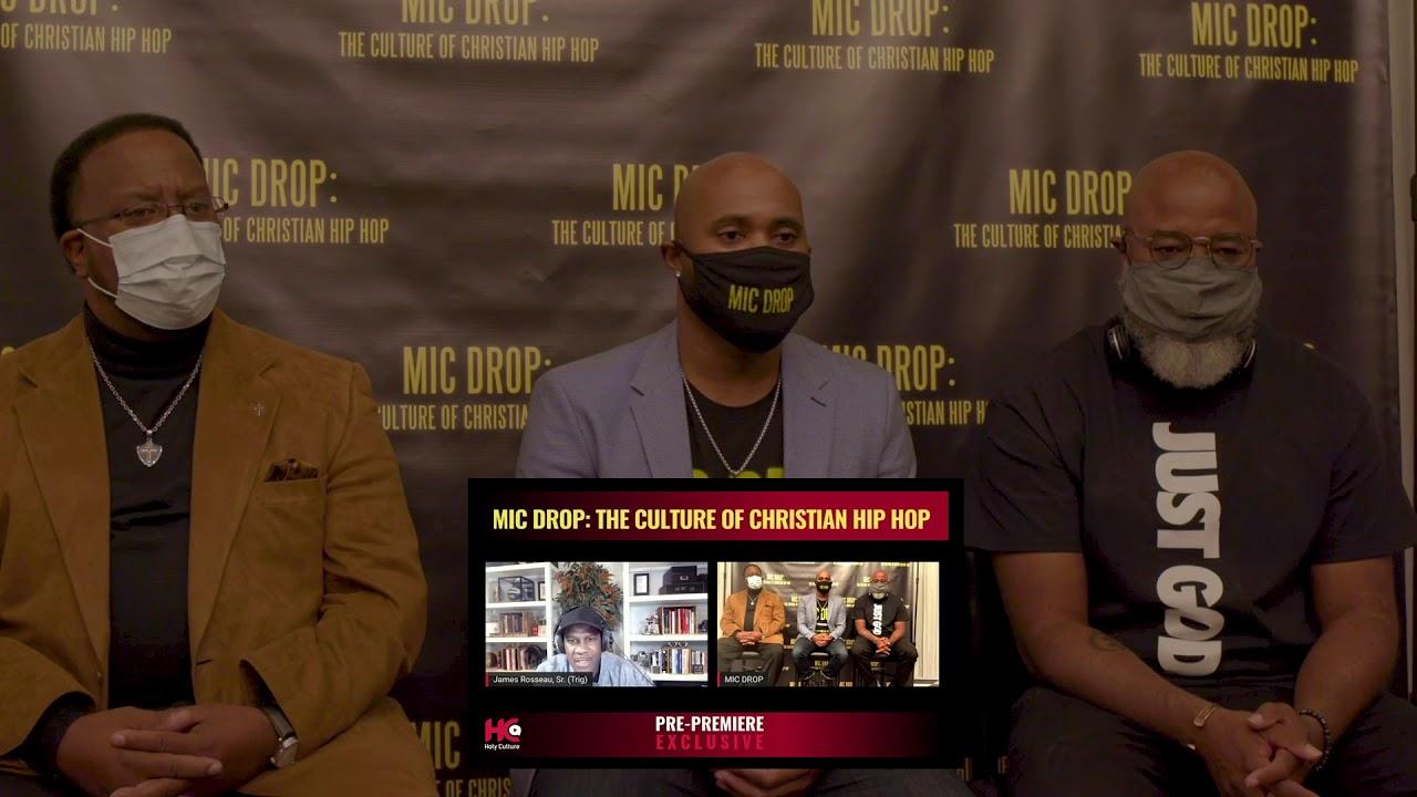 MIC DROP: The Culture of Christian Hip Hop - [Socially Distant] Premiere Recap