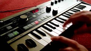 Young London - Angels and Airwaves (Synth Intro Cover)