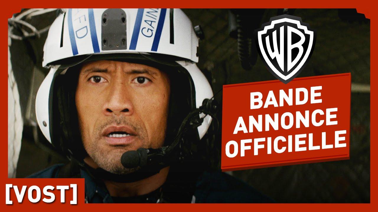 San Andreas - Bande Annonce Officielle 3 (VOST) - Dwayne Johnson / Alexandra Daddario