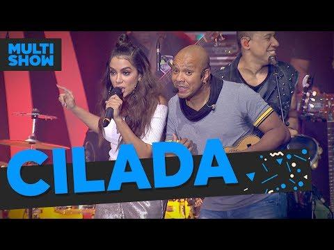 Cilada  Anitta + Molejo  Música Boa Ao Vivo  Música Multishow