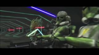Download Star Wars The Clone Wars Tribute (Cant hold us) MP3 song and Music Video
