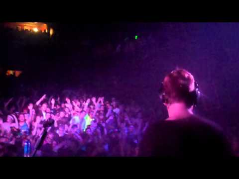Rusko Playing The SOLD OUT Ogden Theater in Denver