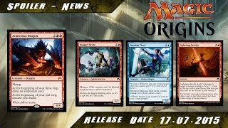 Magic Origins Spoiler - Avaricious Dragon, Evergreens & Mehr [Info][Deutsch]