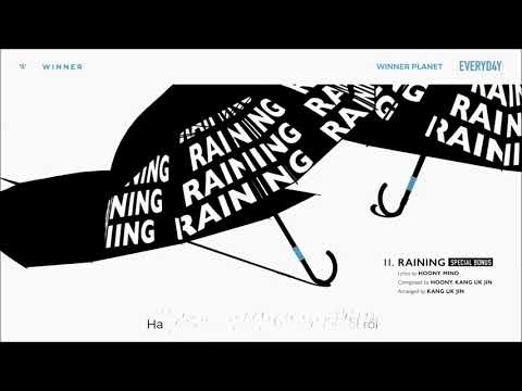 [WINNER PLANET][VIETSUB] WINNER - RAINING