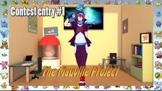 Contest Entry 1 - Pokemon Theory: The Mauville Project?