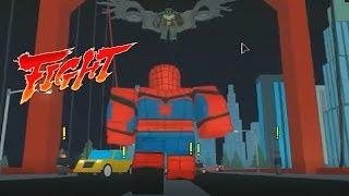 Spider-Man VS Vulture - The Fight - ROBLOX Short Movie by Roblox Minigunner