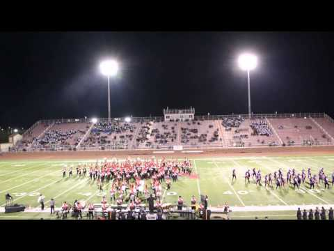 """2013 Sharyland Marching Band: """"Tell - Tale Heart"""""""