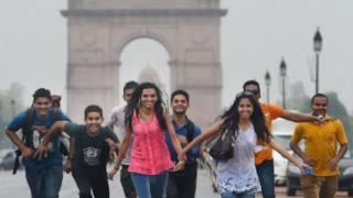 CURRENT DELHI TEMPERATURE | NEW DELHI  TEMPERATURE | NEW DELHI THUNDERSTORM
