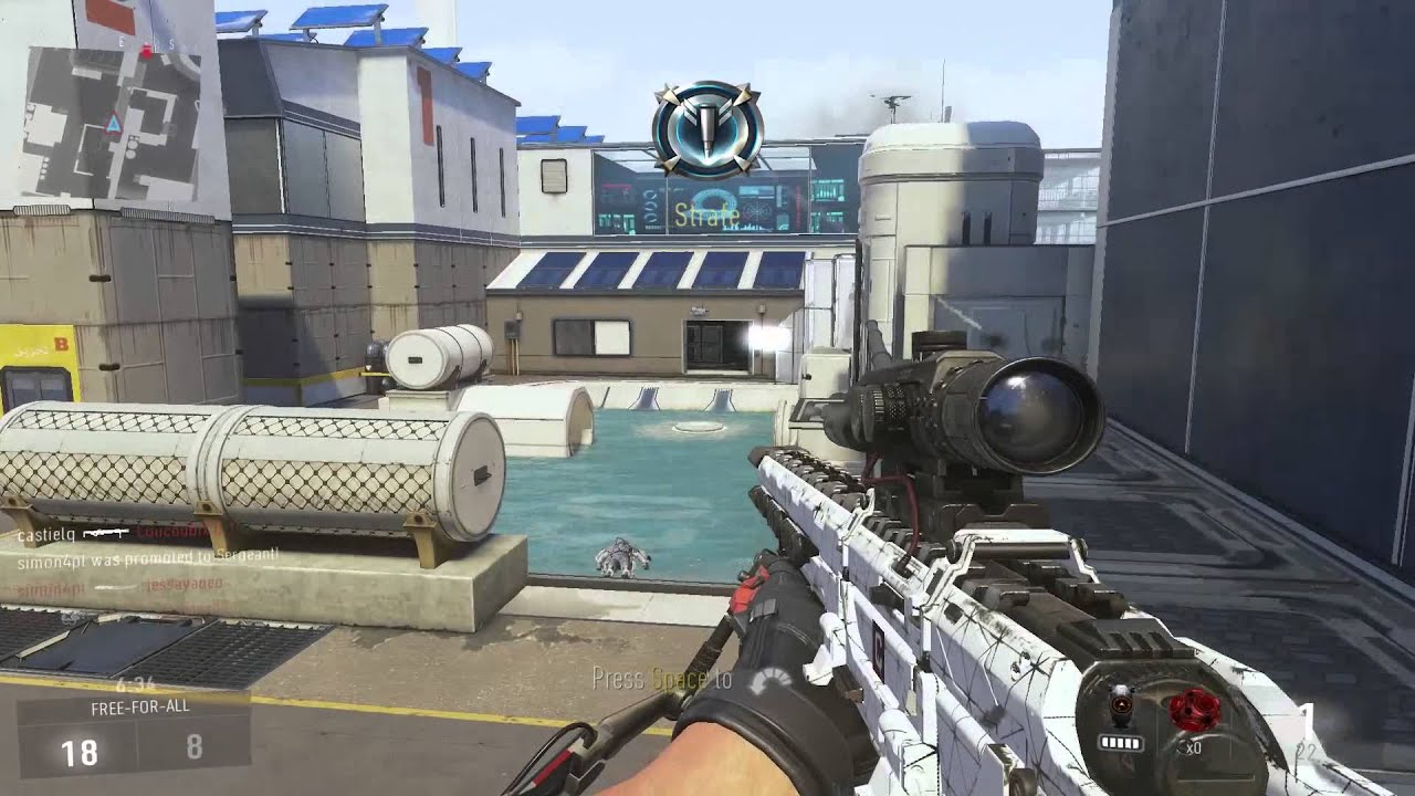 Cod aw pc matchmaking