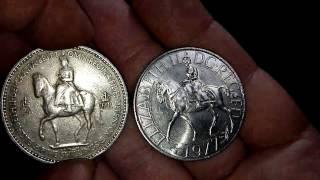 Юбилейные монеты Англии(, 2017-01-06T07:31:58.000Z)