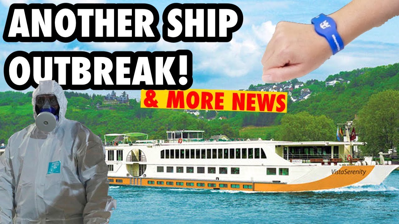Download Another Outbreak on a Cruise! | Royal Caribbean Controversial Technology (CRUISE SHIP NEWS)