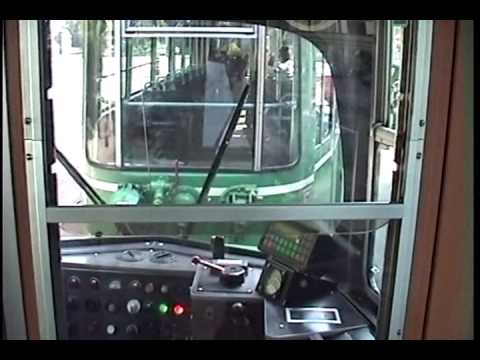 Switzerland Basel Tram Journey 26 7 2001