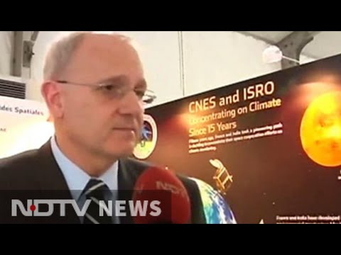 Space observatory to monitor climate change