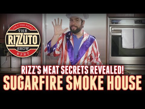 Rizz's Meat Secrets Revealed! 5 easy steps to perfection! [Rizzuto Show]