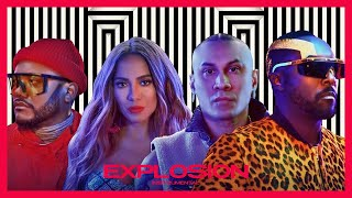 Baixar eXplosion - The Black Eyed Peas & Anitta (Instrumental Version with vocals of The Black Eyed Peas)