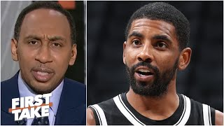 Stephen A. says Kyrie Irving should retire