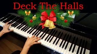 Deck The Halls (Advanced Piano Solo)