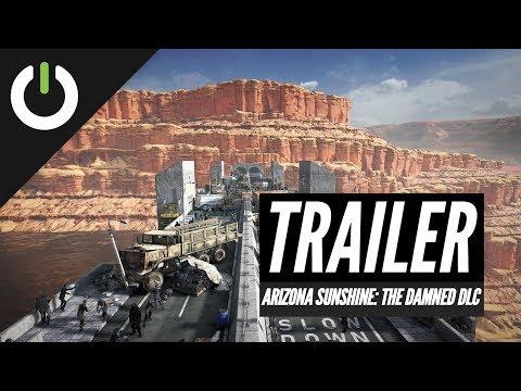 Zombie survival VR game Arizona Sunshine launches new DLC next week