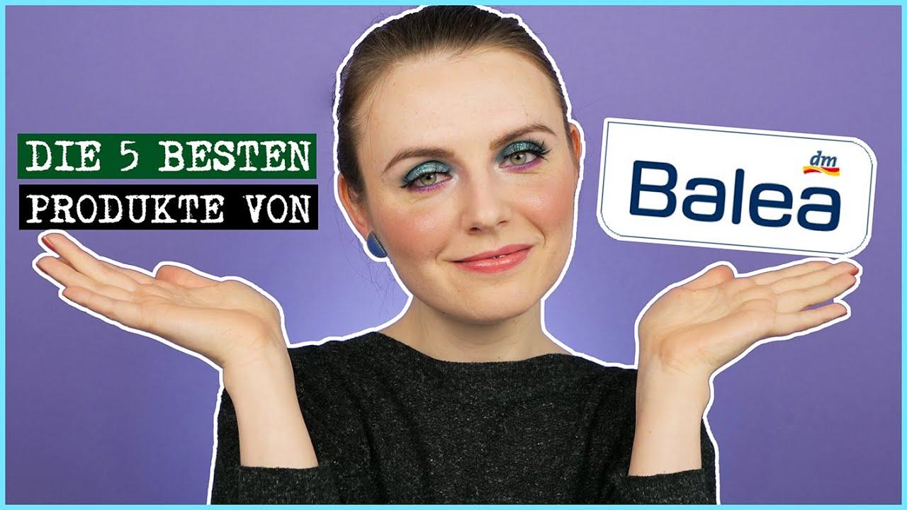 Download Die 5 BESTEN Produkte von BALEA 🏆
