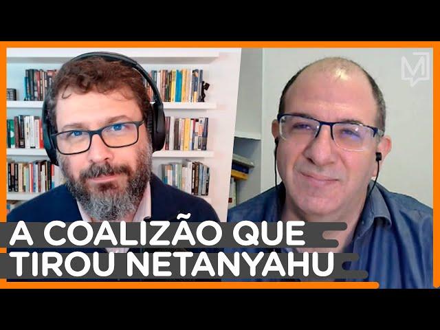 Conversas: Michel Gherman explica a coalizão que deu fim à era Netanyahu em Israel
