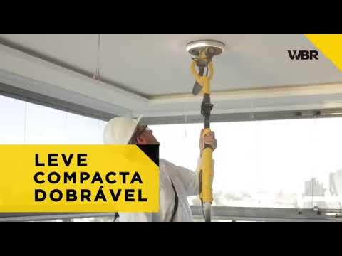 Lixadeira Vertical De Parede - WBR