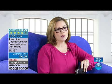 HSN | Tony Little Health and Wellness 08.22.2017 - 06 PM