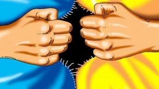 Украина расколется на 5 частей