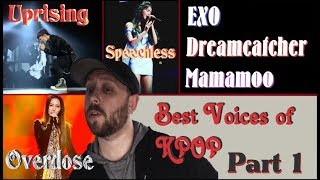 Baixar Top of Kpop: VOICES Part 1 - EXO, Dreamcatcher, and Mamamoo REACTION (Chen, Siyeon, Solar)