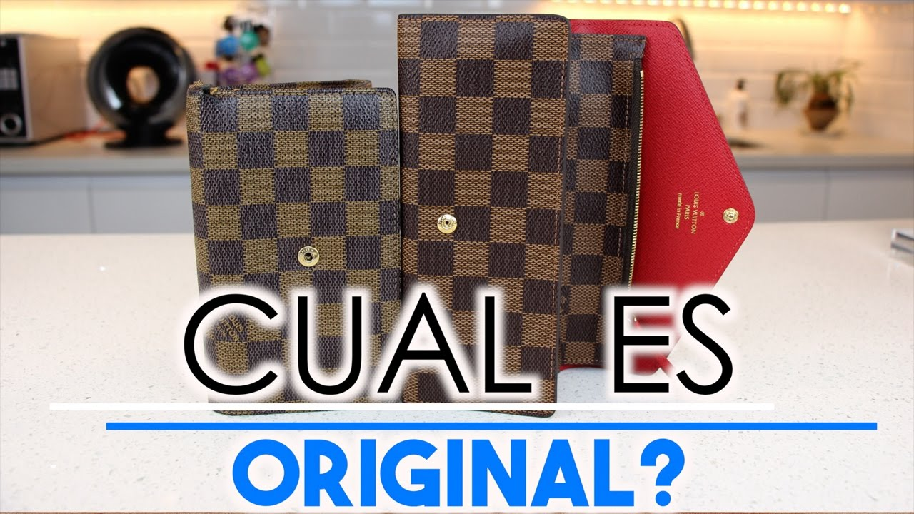 a17c6a7bb Louis Vuitton ORIGINAL vs RÉPLICA - Mariana Malex - YouTube