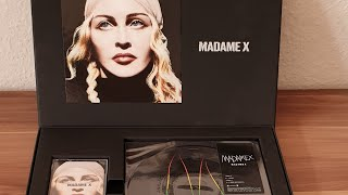 Baixar MADONNA - MADAME X (Limited Fanbox) UNBOXING