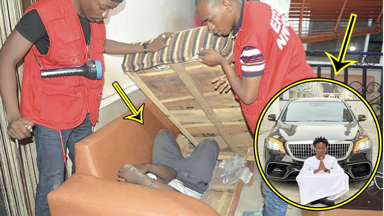 Download IF You'er A Yahoo Boy WATCH This VIDEO & How EFCC Catch Them ..