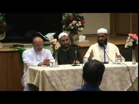 Mid Shaan Lecture Sh Yaser & Sh Abdlhamid Salem 002