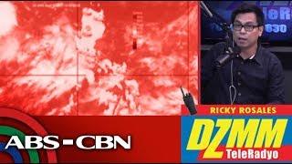 DZMM TeleRadyo: Typhoon 'Gardo,' habagat stir rains over Luzon, Visayas