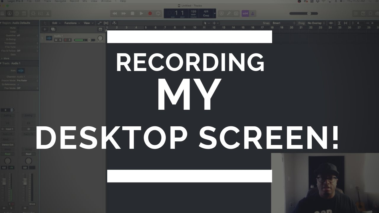 How I Record and Stream my Desktop Screen for Tutorials